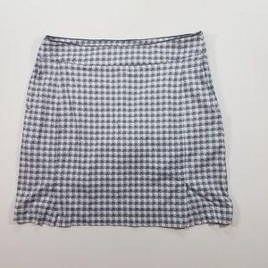 Fairway & Greene Checkered Golf Skorts Size 6